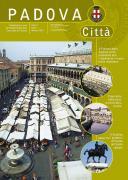 Copertina per la rivista dell'amministrazione comunale di Padova