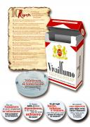 Gadget umoristico per fumatori