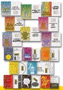 Gadget umoristico: Biglietti di auguri con preservativo e scritte divertenti.